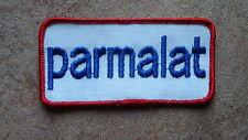 10 Stück Aufnäher Parmalat  Neu  (Nr.657)