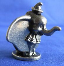 Monopoly Disney Collectors Edition Dumbo Gunmetal Replacement Game Piece Token