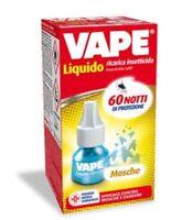 Liquido Ricarica Insetticida 22 Ml Protezione 60 Notti Vape Efficace