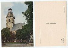 17356 - Korbach - Kirche St. Kilian - alte Ansichtskarte