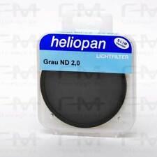 = 10 persianas = 1000x nd3 ND 3,0 Ø 105 x 1 mm Heliopan filtro gris 2093
