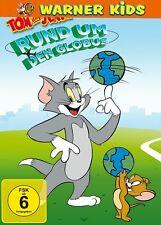 Tom und Jerry -  Rund um den Globus   -  NEU/OVP - DVD