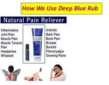 Doterra Deep Oils Blue Rub 4 Oz