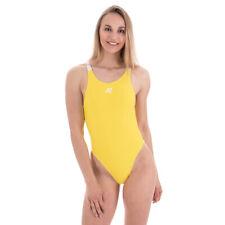 pengu Badeanzug Schwimmanzug Jupiter, WaterECO Gelb DE42