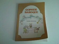 Gopher Baroque and Other Beastly Conceits by Sandra Boynton