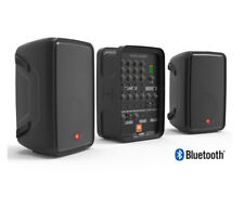 JBL EON208P 300 Watt Portable P/A System w/ 8-Chnl Mixer PROAUDIOSTAR