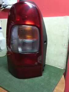 1999 - 2005 Chevrolet Venture Montana Silhouette LH DRIVER tail light Used OE
