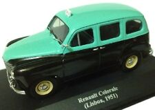 1/43 RENAULT COLORALE TAXI LISBOA 1959 IXO ALTAYA DIECAST