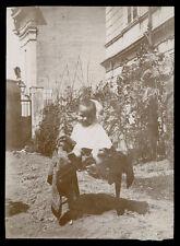 fotografia d'epoca albumina fine '800 BAMBINO-CHILD-KIND-ENFANT 5