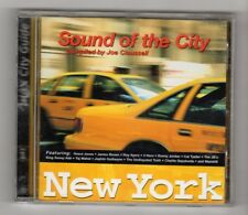 (HZ456) Sound Of The City, New York, Compiled by Joe Claussell - 1998 CD