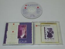 ERIC JOHNSON/AH VIA MUSICOM(CAPITOL TOCP-6615) JAPAN CD ALBUM