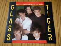 """GLASS TIGER - DON'T FORGET ME (WHEN I'M GONE)    7"""" VINYL PS"""