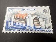 MONACO 1967 timbre 727 EXPO MONTREAL, neuf**, VF MNH STAMP