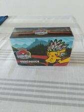 2013 Pokemon World Championships Double Deck box Vancouver Official Sealed!