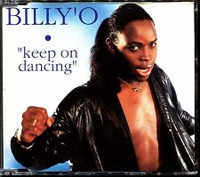 BILLY 'O - KEEP ON DANCING - CD MAXI [2436]