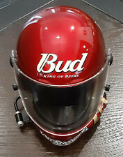 Dale Earnhardt Jr 2002 Action #8 Budweiser MLB All Star RCCA Die Cast 1/3 Helmet