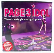 Page 3 Idol Board Game 6 Player Ultimate Glamour Girl Game For Adults