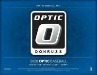 2020 PANINI DONRUSS OPTIC BASEBALL - FACTORY SEALED HOBBY BOX - PRE SALE -