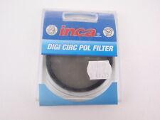 INCA 470958 DIGITAL CIRCULAR POLARISING FILTER 58MM NEW