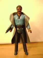 "Star Wars -""Lando Calrissian""  3.75 action figure 1980 Kenner 100% complete"