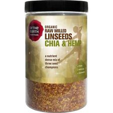 Of The Earth Organic Milled Linseed Chia Hemp 180g