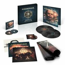 Schandmaul Artus Limited 2cd DVD 2lp Vinyl Fanbox 2019