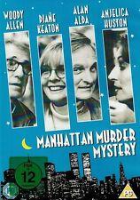 DVD - Manhattan Murder Mystery - Woody Allen, Diane Keaton & Alan Alda