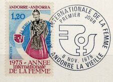 French Andorra. Edifil 271. On piece franked first day of issue.