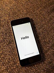 Apple iPhone SE ORIGINAL - 16GB - Space Grey (Unlocked) A1723 (CDMA + GSM)