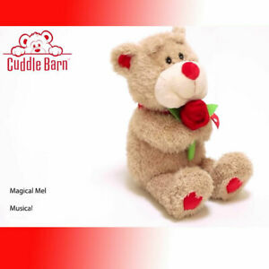 Teddy Bear Plush Magical Mel Toy Musical Women Mothers Day Adult Gift Mum Child