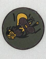 USAF Air Force Patch: 22nd Fighter Squadron - subdued