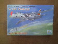 1/144  ( N ) scale  Minihobby F-14A Tomcat  model kit