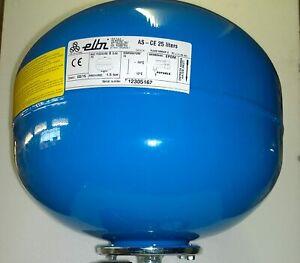 Elbi AF - 35 sfera autoclave con Membrana intercambiabile Singolo Litri 35