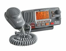 COBRA MARINE F77-EU Black Fixed VHF Radio