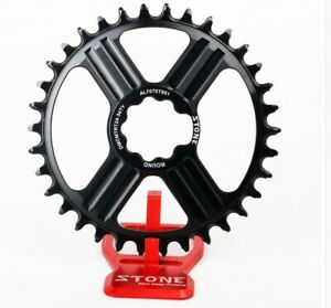 Circle Chainring For Rotor 24 24mm Axle Crank Narrow Wide Direct Mount 3DF 3D+