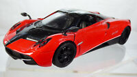 Motor Max Horacio Pagani Huayra 1:24 Toy Model Collectible Super Sport Car