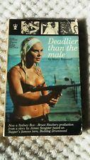 Deadlier Than the Male by Henry Reymond Vintage 1966 Hodder Paperback.
