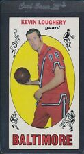 1969/70 Topps #094 Kevin Loughery Bullets VG/EX *583