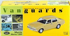 1/43 Vanguards VA06301 1973 Morris Marina 1300 Harvest Gold MIB