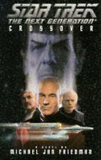 Rare 1st US Edition Star Trek Crossover MICHAEL JAN FRIEDMAN Vincent Hardcover