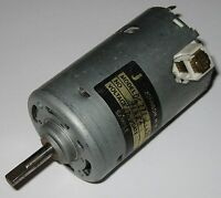 Johnson 220 VDC Electric Motor - 220VDC - 12 Pole DC Hobby Project Generator