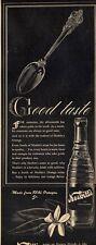 1943 Nesbitt's California Orange Soda Vintage Bottle  PRINT AD