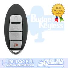 For Nissan Altima Remote Car Keyless Entry Key Fob