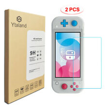 [2 Pack] Ytaland Tempered Glass Cover Screen Protector For Nintendo Switch Lite