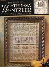 Leisure arts The Best of Teresa Wentzler  book Sampler Collection