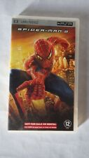 Spiderman 2 umd film psp