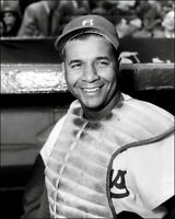 Roy Campanella #1 Photo 8X10 - Brooklyn Dodgers