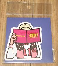GIRLS' GENERATION SMTOWN COEX Artium SUM GOODS FANBOOK SEOHYUN MINI CARD NEW
