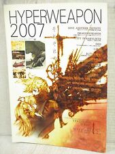 HYPER WEAPON 2007 MAKOTO KOBAYASHI Art Works Illustration Book