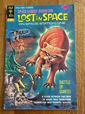 New ListingSpace Family Robinson - Lost in Space #41 Gold Key 1974 Science Fiction